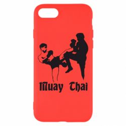 Чохол для iPhone 8 Muay Thai Fighters