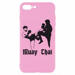 Чохол для iPhone 8 Plus Muay Thai Fighters