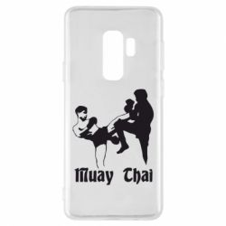 Чохол для Samsung S9+ Muay Thai Fighters