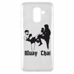 Чохол для Samsung A6+ 2018 Muay Thai Fighters