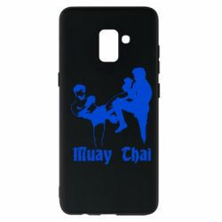 Чохол для Samsung A8+ 2018 Muay Thai Fighters