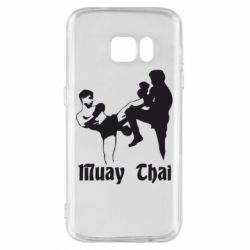 Чохол для Samsung S7 Muay Thai Fighters