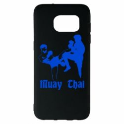 Чохол для Samsung S7 EDGE Muay Thai Fighters