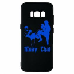 Чохол для Samsung S8 Muay Thai Fighters