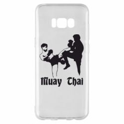 Чохол для Samsung S8+ Muay Thai Fighters