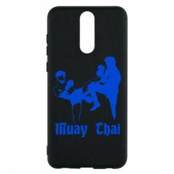 Чехол для Huawei Mate 10 Lite Muay Thai Fighters - FatLine