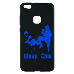 Чехол для Huawei P10 Lite Muay Thai Fighters - FatLine