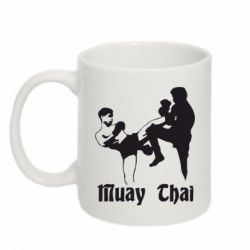 Кружка 320ml Muay Thai Fighters