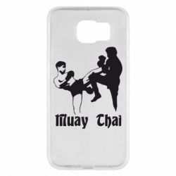 Чохол для Samsung S6 Muay Thai Fighters