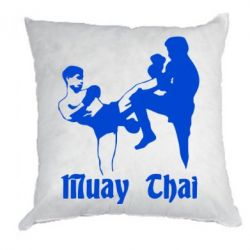 Подушка Muay Thai Fighters - FatLine