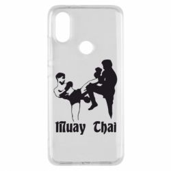 Чохол для Xiaomi Mi A2 Muay Thai Fighters