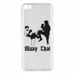 Чохол для Xiaomi Mi5/Mi5 Pro Muay Thai Fighters
