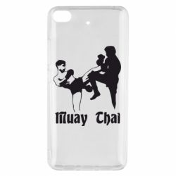 Чохол для Xiaomi Mi 5s Muay Thai Fighters