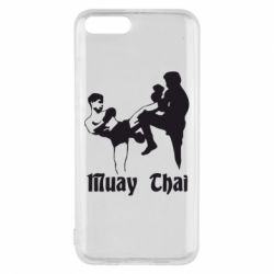 Чохол для Xiaomi Mi6 Muay Thai Fighters