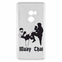 Чехол для Xiaomi Mi Mix 2 Muay Thai Fighters - FatLine