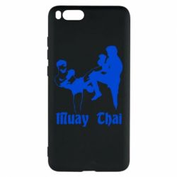 Чехол для Xiaomi Mi Note 3 Muay Thai Fighters - FatLine