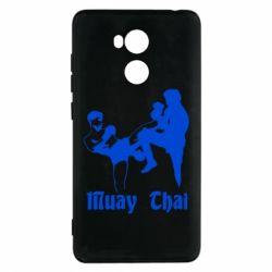 Чехол для Xiaomi Redmi 4 Pro/Prime Muay Thai Fighters - FatLine