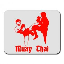 Коврик для мыши Muay Thai Fighters