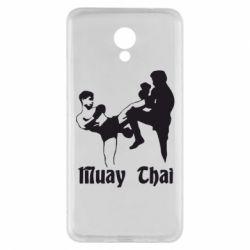 Чехол для Meizu M5 Note Muay Thai Fighters - FatLine