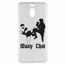 Чехол для Meizu M6 Note Muay Thai Fighters - FatLine