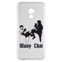 Чехол для Meizu Pro 6 Muay Thai Fighters - FatLine