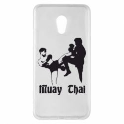 Чехол для Meizu Pro 6 Plus Muay Thai Fighters - FatLine