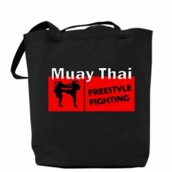 Сумка Muay Thai Freestyle