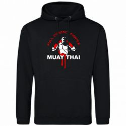 Толстовка Muay Thai Full Contact - FatLine