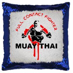 Подушка-хамелеон Muay Thai Full Contact
