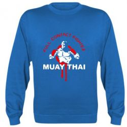 Реглан (свитшот) Muay Thai Full Contact - FatLine