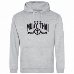 Толстовка Muay Thai Hard Body