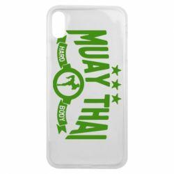 Чехол для iPhone Xs Max Muay Thai Hard Body - FatLine