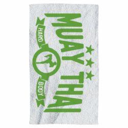 Полотенце Muay Thai Hard Body - FatLine