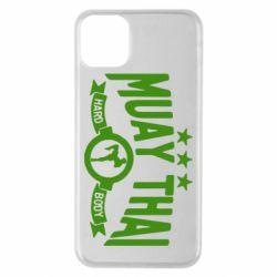 Чохол для iPhone 11 Pro Max Muay Thai Hard Body