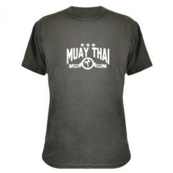 Камуфляжная футболка Muay Thai Hard Body