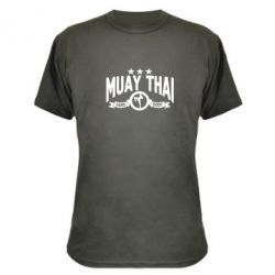 Камуфляжная футболка Muay Thai Hard Body - FatLine