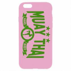 Чехол для iPhone 6/6S Muay Thai Hard Body - FatLine