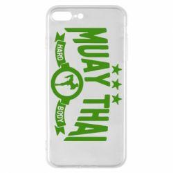 Чехол для iPhone 8 Plus Muay Thai Hard Body - FatLine