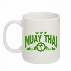 Кружка 320ml Muay Thai Hard Body - FatLine