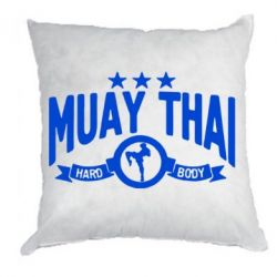 Подушка Muay Thai Hard Body - FatLine