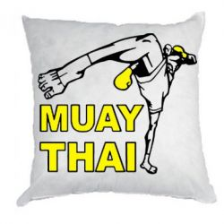 Подушка Muay Thai Hight kick - FatLine