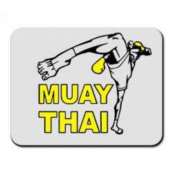 Коврик для мыши Muay Thai Hight kick - FatLine