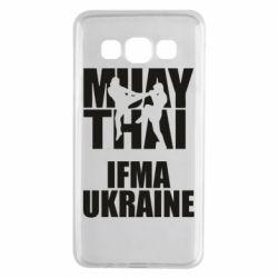 Чехол для Samsung A3 2015 Muay Thai IFMA Ukraine