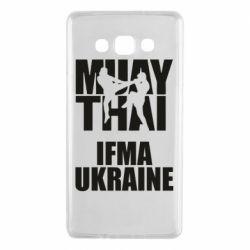 Чехол для Samsung A7 2015 Muay Thai IFMA Ukraine
