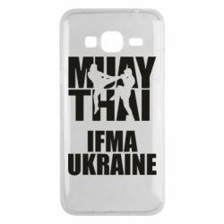 Чехол для Samsung J3 2016 Muay Thai IFMA Ukraine
