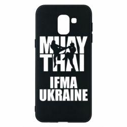 Чехол для Samsung J6 Muay Thai IFMA Ukraine