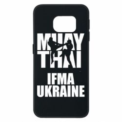 Чехол для Samsung S6 EDGE Muay Thai IFMA Ukraine