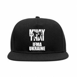 Снепбек Muay Thai IFMA Ukraine