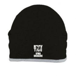 Шапка Muay Thai IFMA Ukraine