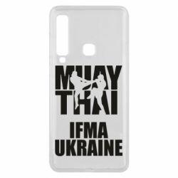 Чехол для Samsung A9 2018 Muay Thai IFMA Ukraine